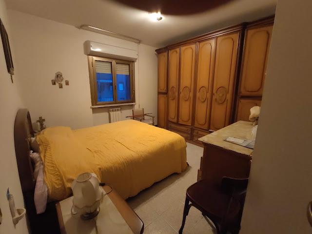 camera matrimoniale - appartamento - Grosseto cittadella www.grossetocase.com