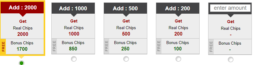 Ace2three Rewards Details
