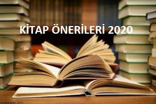 KİTAP ÖNERİLERİ 2020