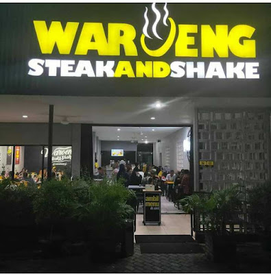 Waroeng steak and shake