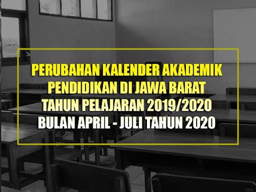 kalender akademik jawa bara 2020t