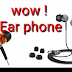 Awesome Ear phone shop now from Amazon.