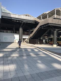大分変わった金沢八景駅