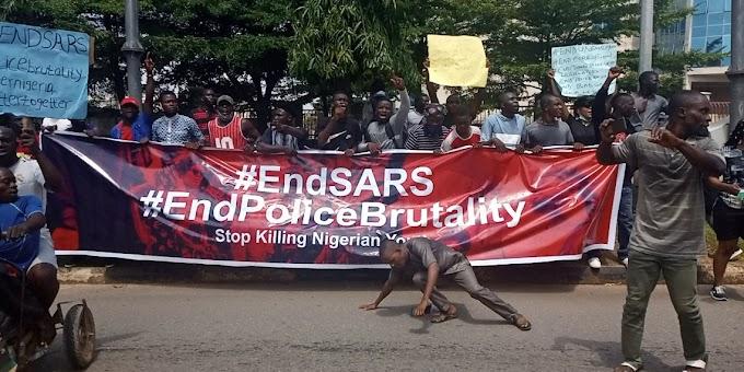 #EndSARS Memorial: Police warn against protest