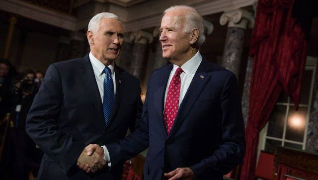 USA Vice President, Mike Pence agrees to attend Joe Biden Inauguration