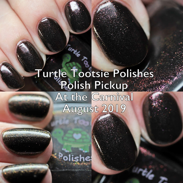 Turtle Tootsie Polishes Polish Pickup At the Carnival August 2019