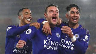 Highlight: Leicester Hits Record-Equalling 9 Goals Past Saints
