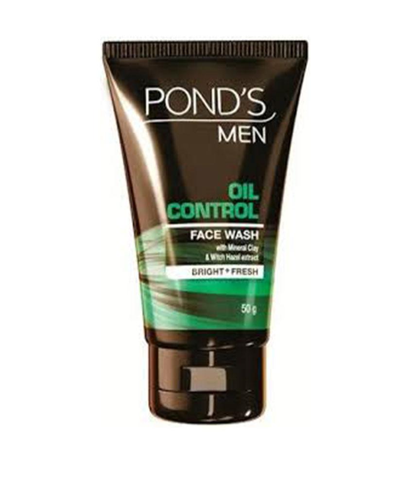 Ponds Men Oil Control Facewash 100 G