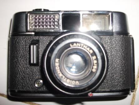 contoh kamera viewfinder voigtlander vito cD