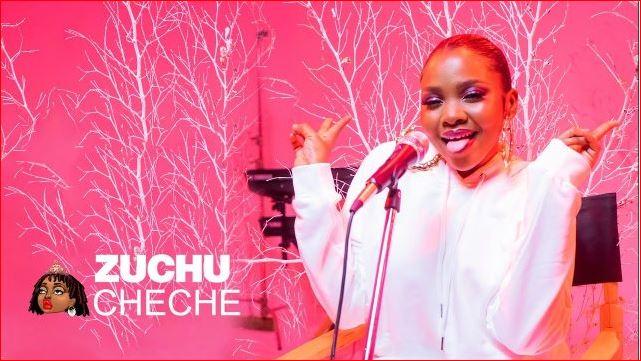 Live Session | Zuchu Unplugged – Cheche