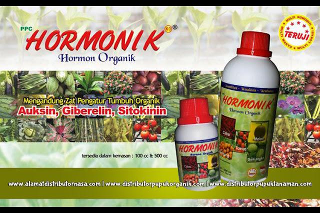 Hormonik - Hormon Pertumbuhan Tanaman Organik