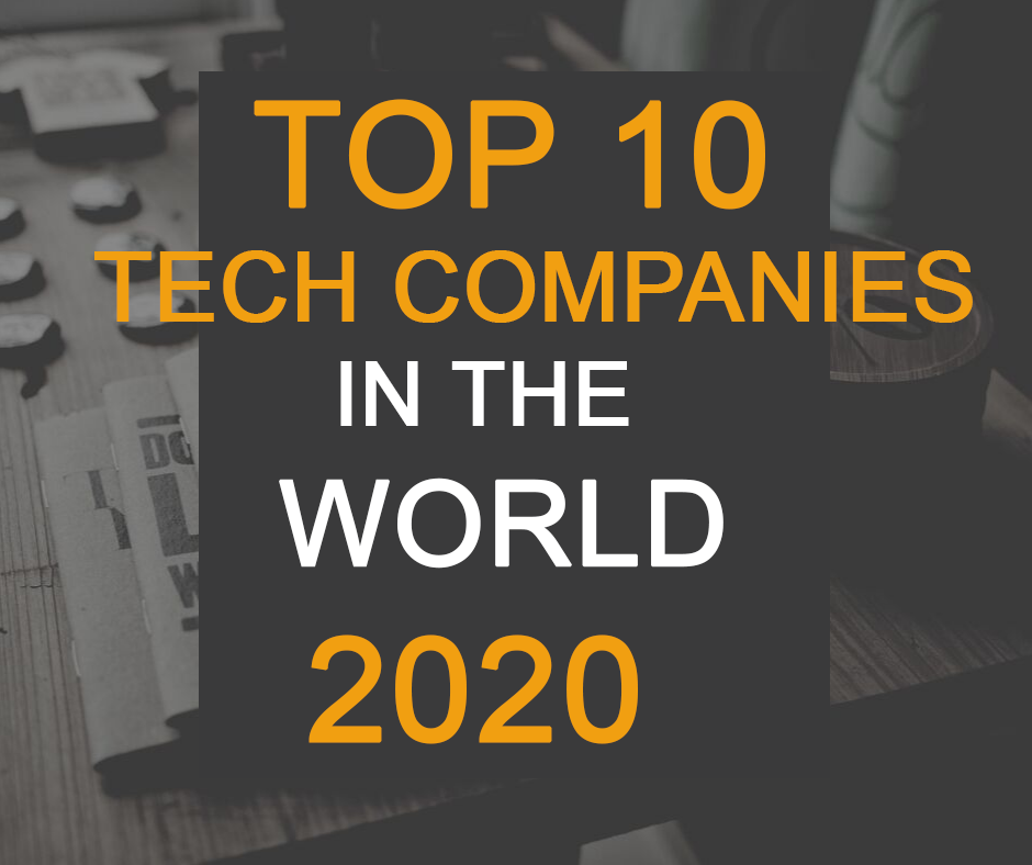 10 Famous Tech Companies In The World 2020 Most Famous It Companies 2020 Top World Trendings Top World Trendings