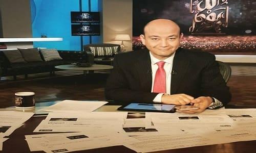 شاهد تفاصيل الحالة الصحية للاعلامى عمرو اديب
