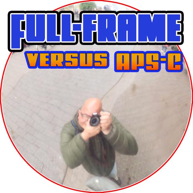 Full-frame versus APS-C ArtMijn