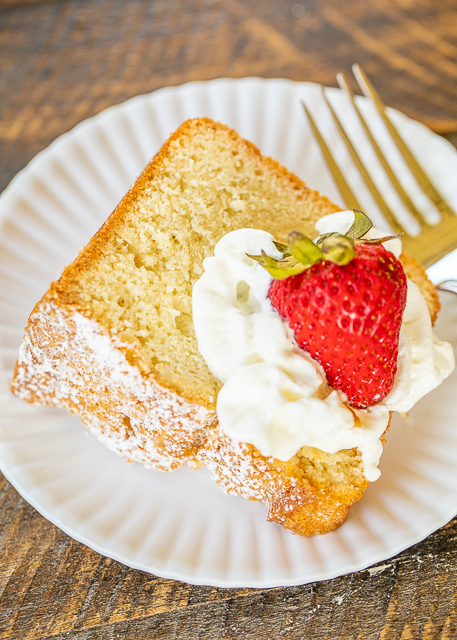 How To Make Old Fashioned Butter Pound Cake
