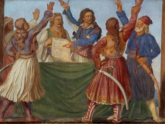 Στις εκδηλώσεις για την Α΄ Εθνοσυνέλευση στην Επίδαυρο ο περιφερειάρχης Π. Νίκας
