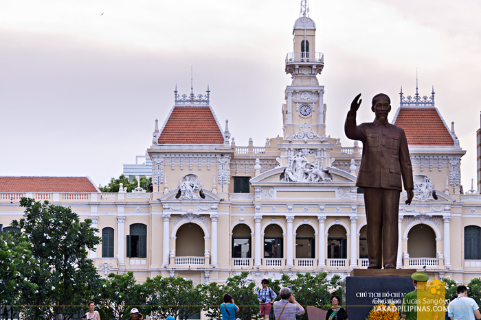 Ho Chi Minh Day Tour Saigon City Hall