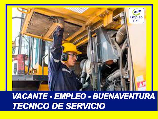 Oferta de Trabajo y Empleo en Buenaventura como Tecnólogo Electricista o Electromecánico