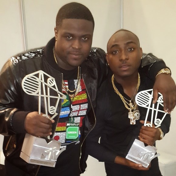 Image result for davido and his brother