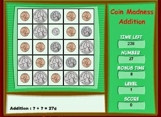 http://www.sheppardsoftware.com/mathgames/Add%20Like%20Mad%20Math/addlikemad_coin.htm