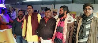Jaunpur : विहिप की प्रान्त बैठक में कई कार्यकर्ताओं को मिली नयी जिम्मेदारी
