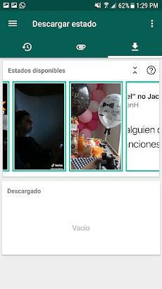 whatsapp al estilo de Instagram