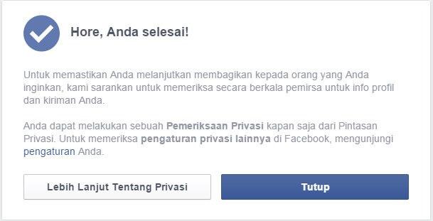 Cara Amankan Akun Facebook dari Serangan Hack