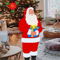 BigEscapeGame Santa Gift for Baby