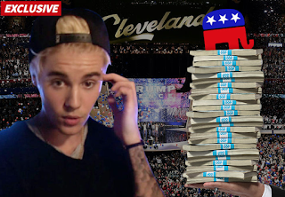 Justin Bieber Turns Down $5 Million GOP Offer to Perform at Republican Event