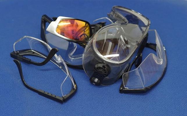 Kinds of Safety Glasses