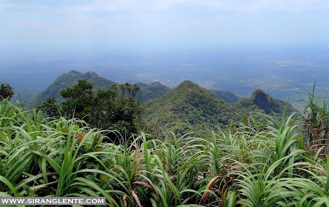 summit of Mt. Malipunyo