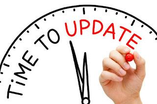 keutungan update blog setiap hari