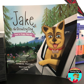 Jake the Growling Dog Goes to Doggie Daycare