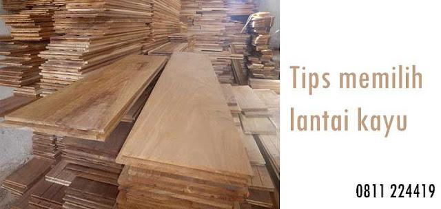Begini cara memilih Lantai kayu parket yang tepat agar tidak menyesal