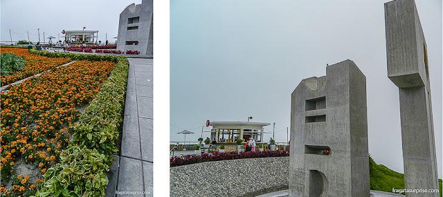 Parque Intihuatana, Miraflores, Lima