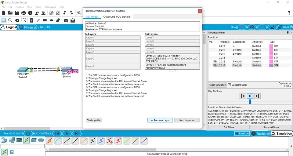 تحميل برنامج Cisco Packet Tracer 7.3 لمحاكاة الشبكة