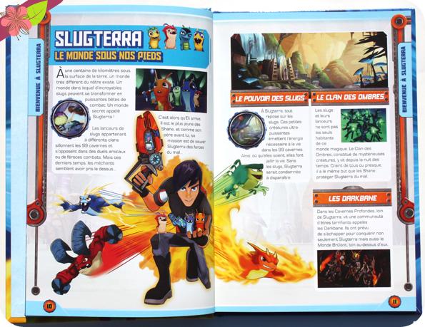 Slugterra : Guide officiel - Hachette Jeunesse