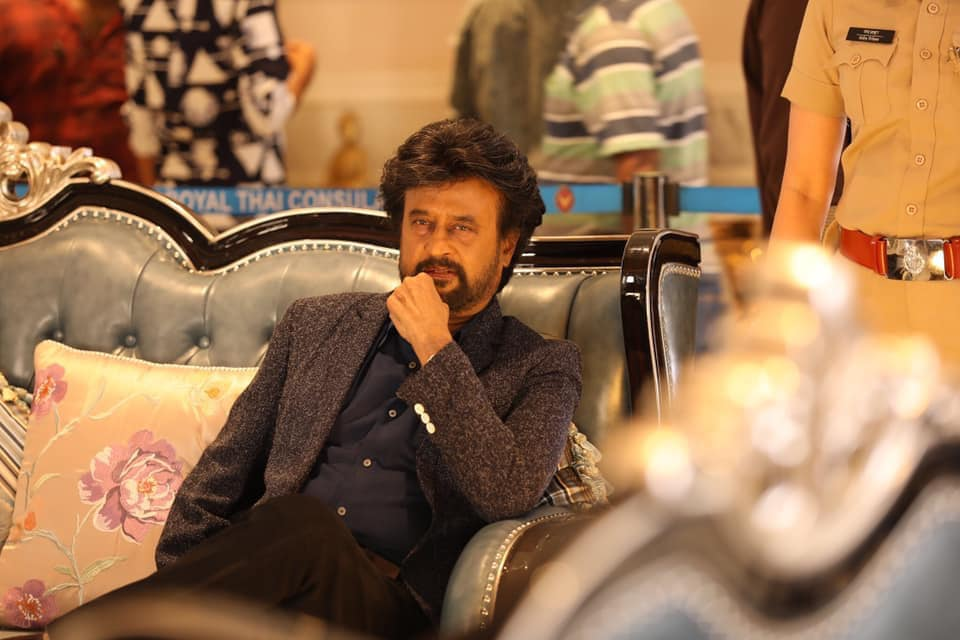 Rajinikanth Darbar Movie image - Rajinikanth's DARBAR motion poster, stills and working stills - Darbar Movie Gallery