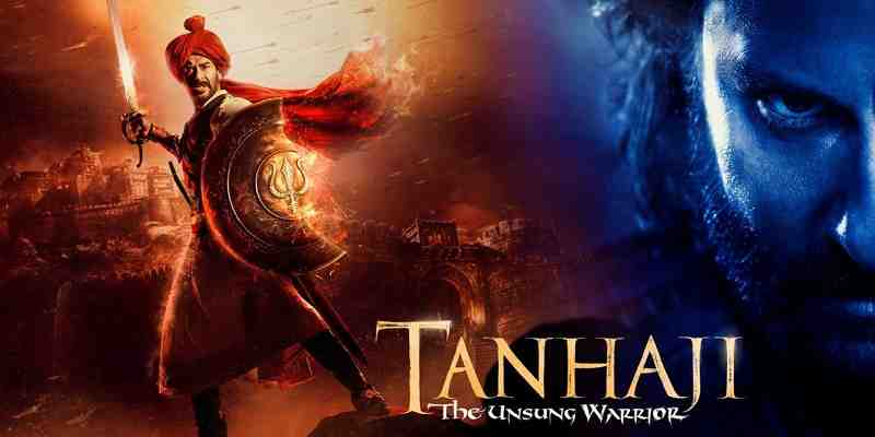 Tanhaji aka Tanaji Movie Review Poster