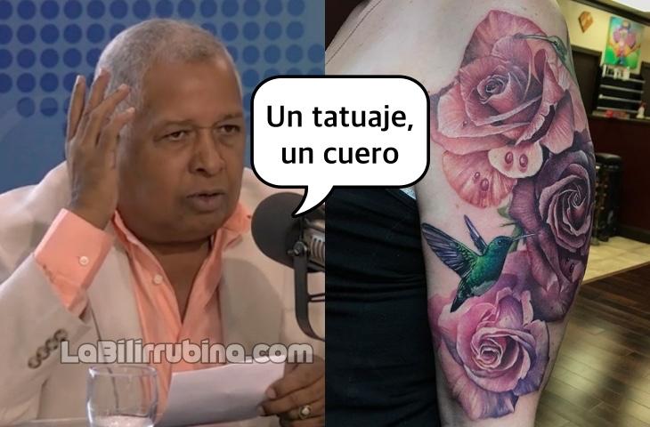 """(Video) Melton Pineda: """"Un tatuaje, un cuero"""""""