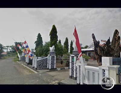 FOTO 2 : Kantor desa Gunungsari, Kecamatan Pagaden