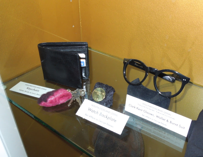 Original Hollywoodland movie props