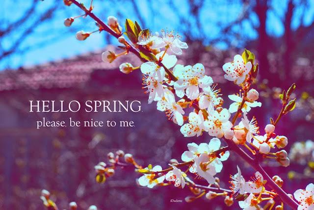 Wiosenne inspiracje :)