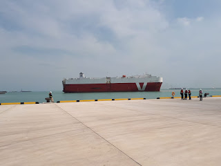 Pelabuhan Patimban Soft Launching dan Ekspor Perdana Besok