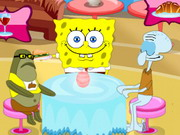 Spongebob Underwater Restaurant game