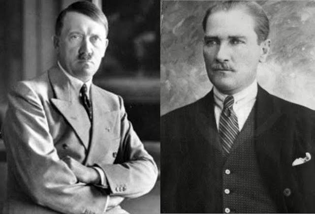 Los alemanes compararon Ataturk con Hitler