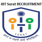IIIT Surat Teaching Staff Recruitment 2019