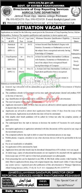 agriculture-department-kpk-jobs-application-form-via-ats