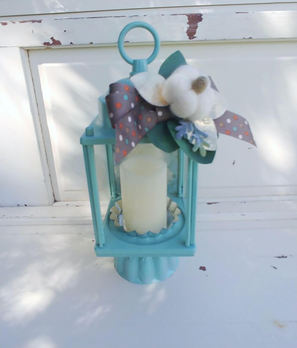 Repurposed Porch Light