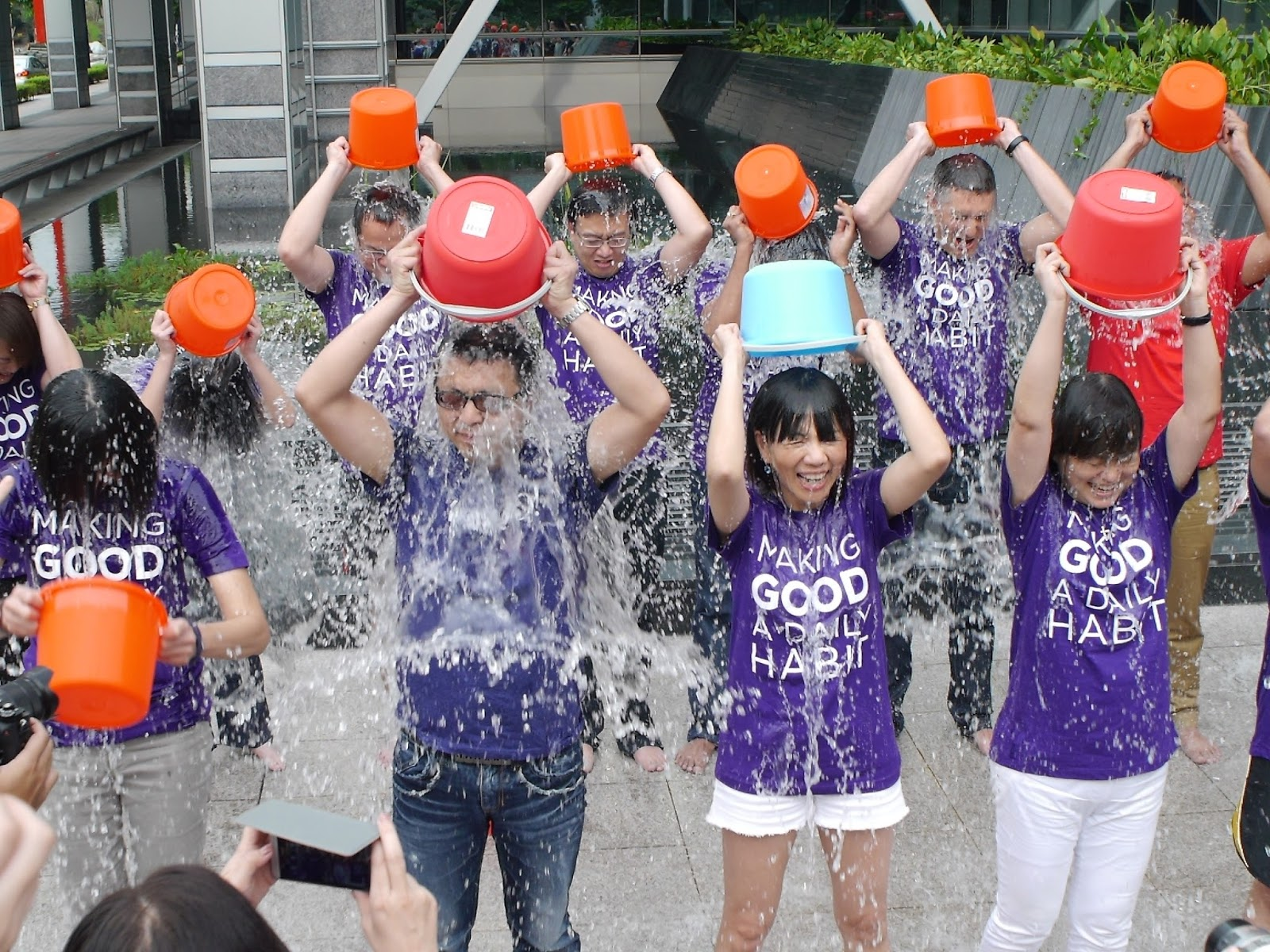 Campaign Research: Facebook Campaign - ALS Ice Bucket Challenge